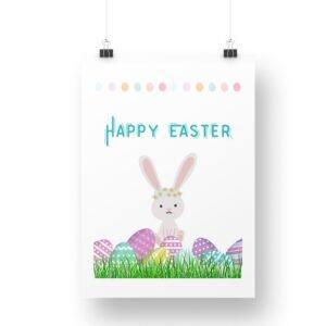 Happy Easter mockups