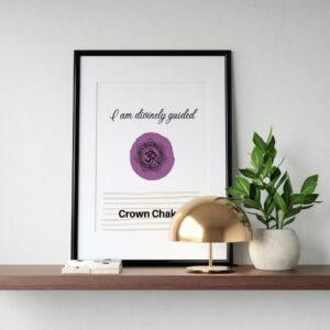 crown chakra mockup