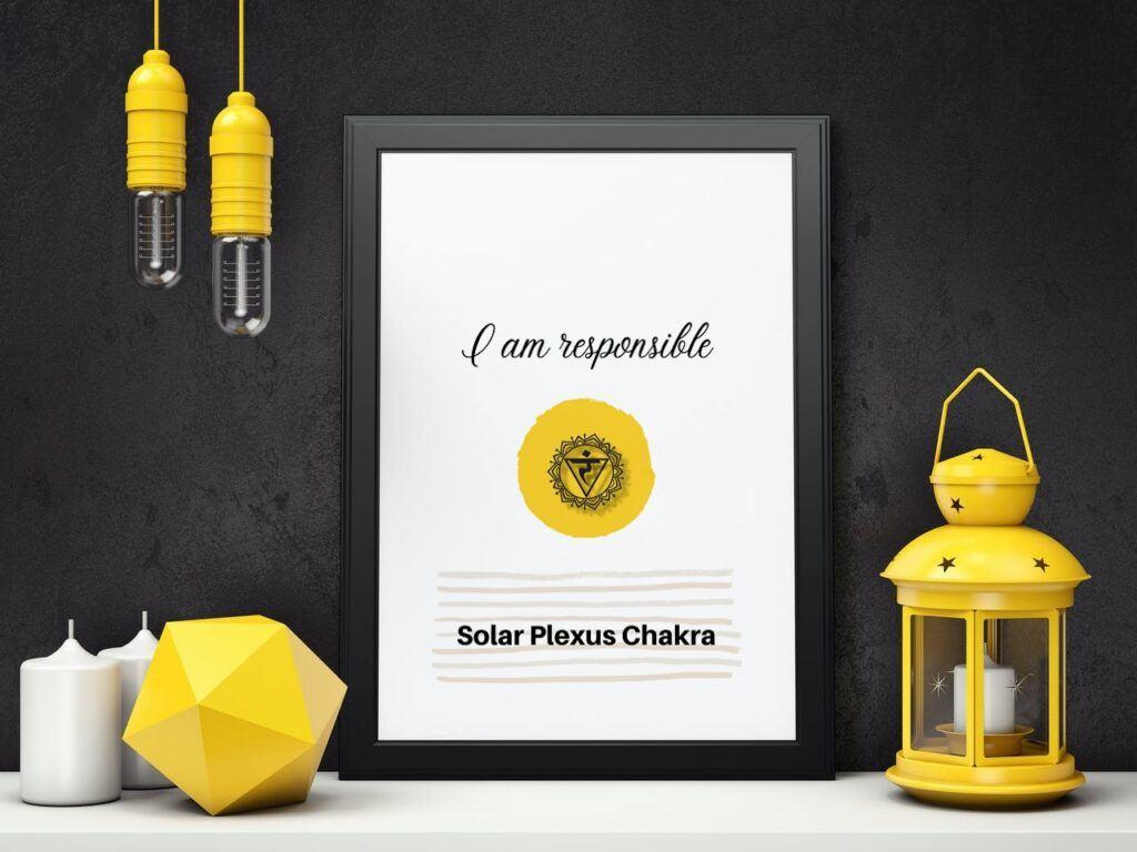 solar plexus yellow mockups