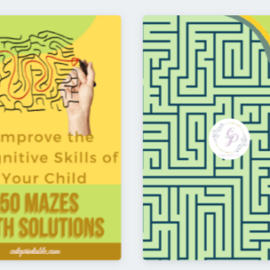 50-mazes-A4-front & Back cover