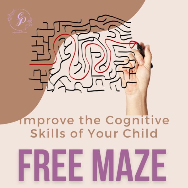 Free Maze for Kids