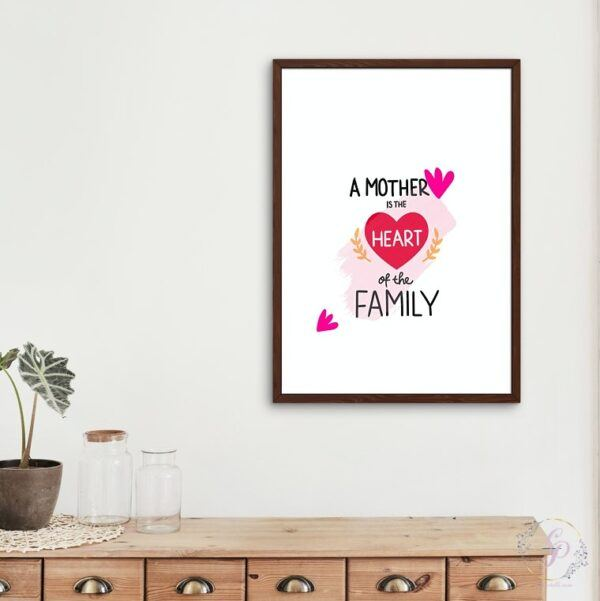 Mother Is The Heart Of The Family5