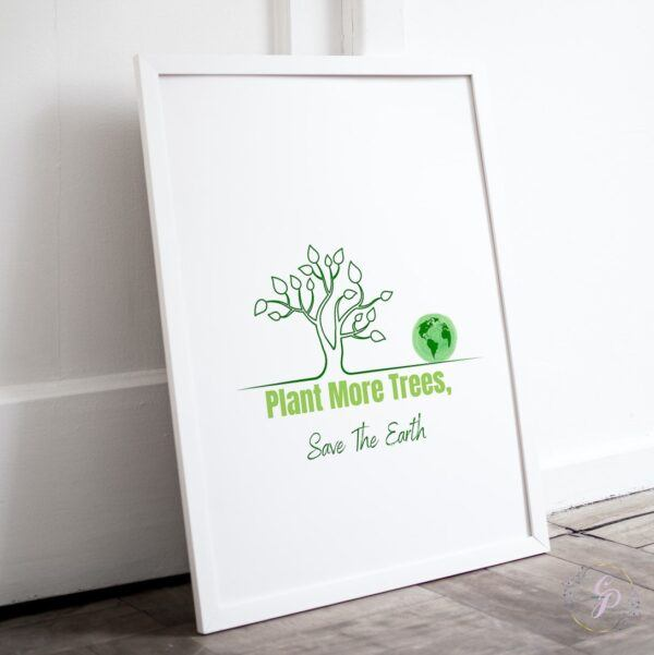 plant more trees