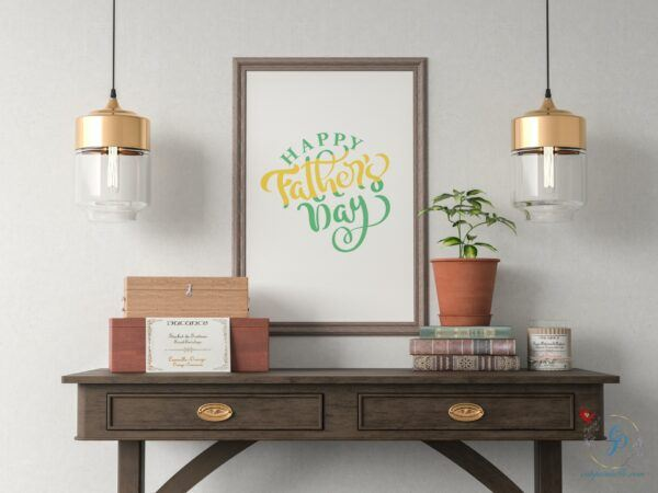 7 Free Happy Father's Day Printable Wall Art