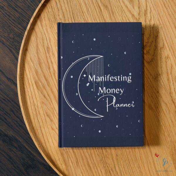 Manifesting Money 33 page planner
