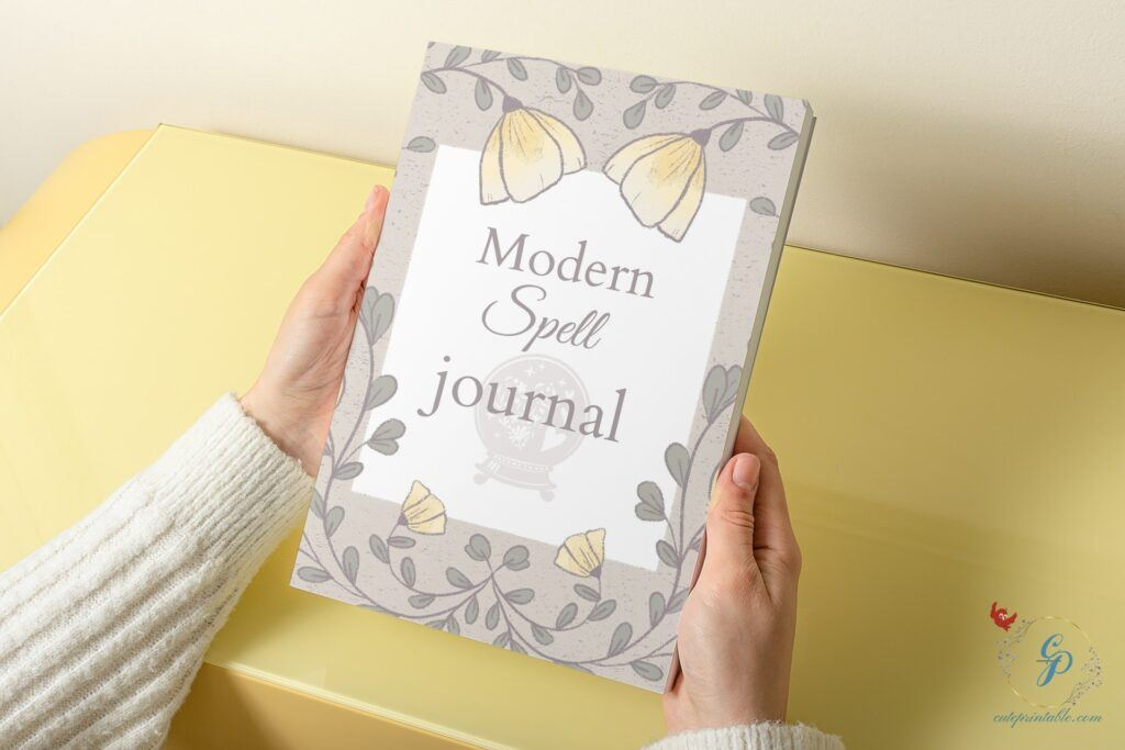 modern-spell-journal